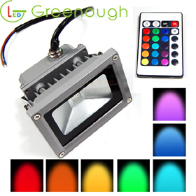 Rgb Color Changing Led Flood Light Led Projector Light