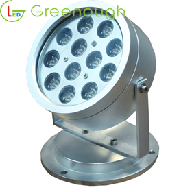 Genial GNH GL 12X1W D LED Spike Garden Light/LED Spot Light/