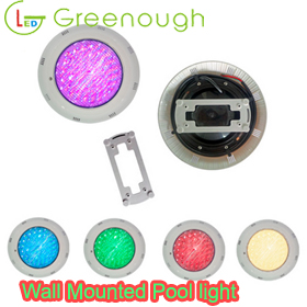 DMX Wall Mounted LED Pool Light/ Remote control Pool Light  GNH-WM-315S5-18W-K