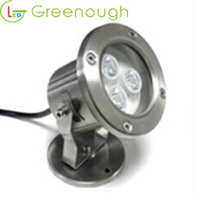 gnh-uw-3w-e led underwater spot light/led dock light/led landscape, Reel Combo