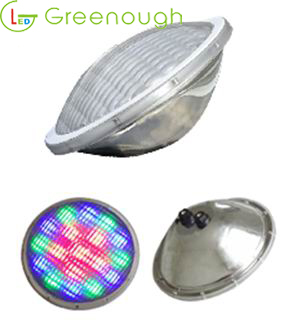 led pool light 18w led par56 underwater pool light fixture gnh p56b. Black Bedroom Furniture Sets. Home Design Ideas