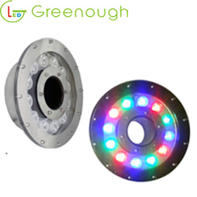 LED Fountain light LED Underwater light