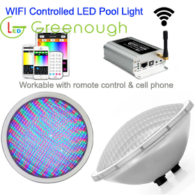 Perfect GNH P56B S3*315 Smart WIFI RGB LED Pool Light/ Wireless RGB Design Inspirations