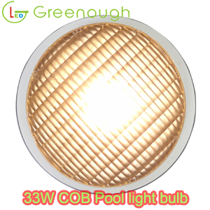 Above ground pool lights/PAR56 floating pool light/ Inground Pool Light bulb style# GNH-P56B-COB30W