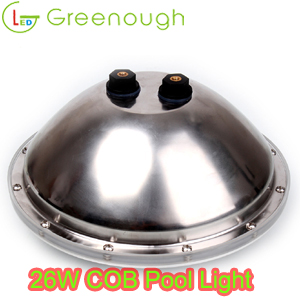 Underwater pool light/Above ground pool lights/PAR56 floating pool light/ style# GNH-P56B-COB25W