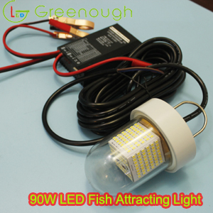 led aquarium light green underwater fish light submersible fish, Reel Combo