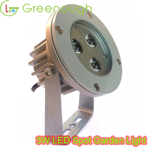 LED Garden Spike light Projector landscape spot light style#GNH-GL-3X1W-F-S