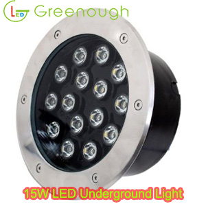 LED Underground light Outdoor Exterior Light Landscape Light Garden Spot Light style# GNH-UG-15X1W-R-G