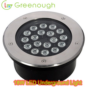 LED Underground light Inground Light Outdoor Landscape Light Flood Light style# GNH-UG-18X1W-R-H