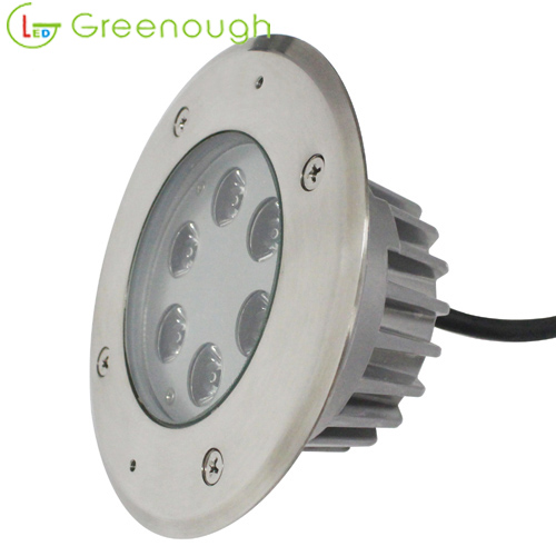 LED Underground Lights Wall Washer Lights for landscape or accent illumination style# GNH-UG-6W-O