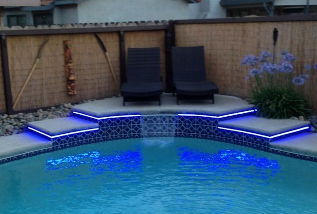 Charming Swimming Pool Outdoor IP68 Waterproof Underwater Aquarium LED Strip Light  Swimming Pool Outdoor IP68 Waterproof Underwater Aquarium LED