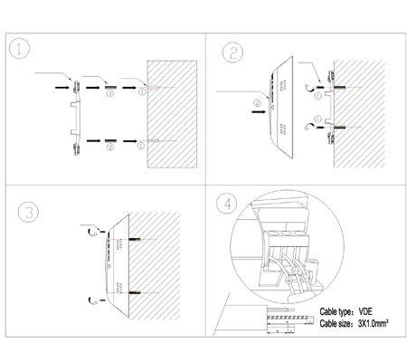Recessed Can Light Wiring Diagram on track lighting parts diagram