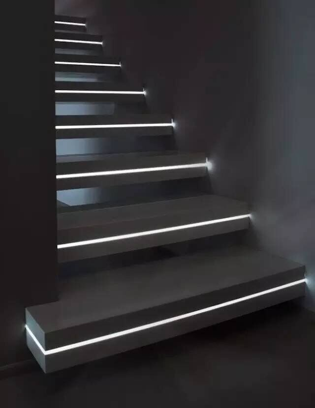 Led inground light stair light step light floor light (14).jpg