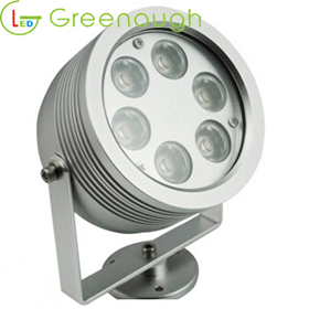 Gnh Gl 6x1w B Rgb Led Garden Light Spot