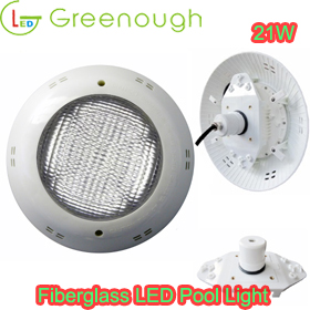 Led Fibergl Underwater Pool Light Inground Gnh P56m 20 1w